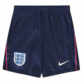 2020-2021 Anglia Nike Home Spodenki (Navy) - Dzieci