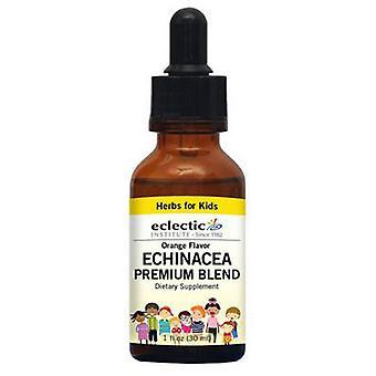 Eclectic Institute Inc Echinacea Premium Blend, Orange 1 OZ