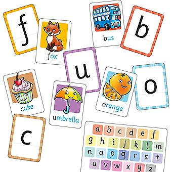 Orchard leker alfabetet puggekort