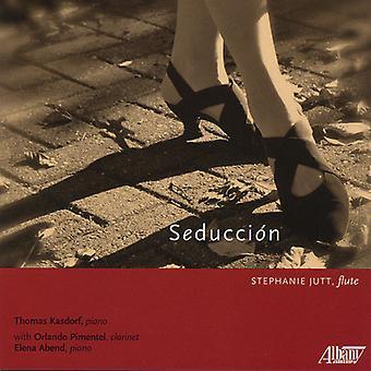 Jutt / Abend - Seduccion [CD] USA import