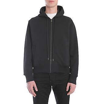 Versace A78009a219529a008 Men's Black Cotton Sweatshirt