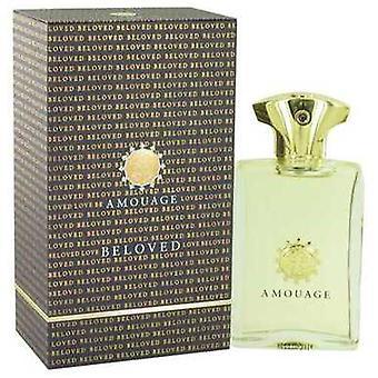 Amouage Beloved By Amouage Eau De Parfum Spray 3.4 Oz (men) V728-518483