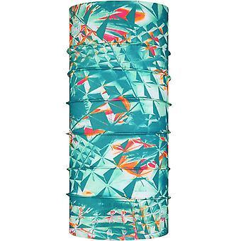 Buff Kids Original Outdoor Protective Neckwear Tubular Scarf - Hymn Turquoise