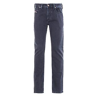 Diesel Larkee Beex Faded Black Tapered Jeans