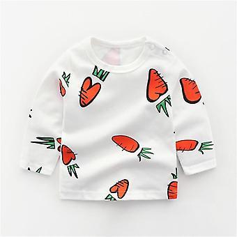 Chemises décontractées pour tout-petits Vêtements nouveau-nés, Bébés Haut à manches longues
