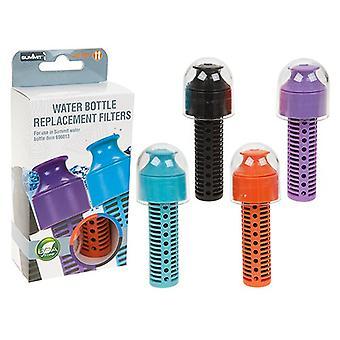 Summit MyBento Water 2 Paquete de Filtros de Agua - Naranja
