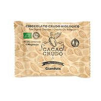 Gianduia Dark Chocolate with Grains 30GR
