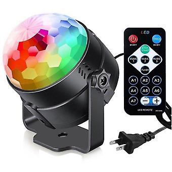 Led Disco Light Stage Lights Dj Disco Ball Sound Activated Laser Projector