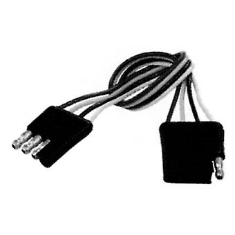 """Hopkins 48145 12"""" 4 Wire Flat Extension"""
