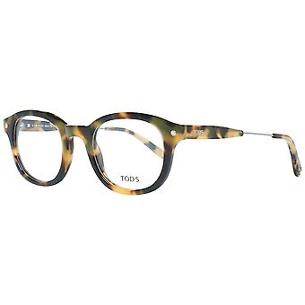 Tod's Multicolor Unisex Optical Frames