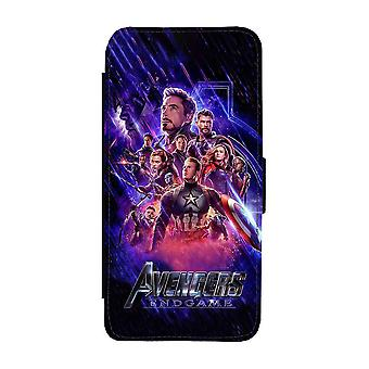 Avengers Endgame iPhone 12 / iPhone 12 Pro Plånboksfodral