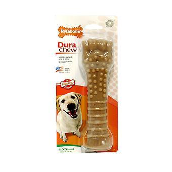 Interpet Limited Nylabone Bacon Dura Chew Dental Dog Toy