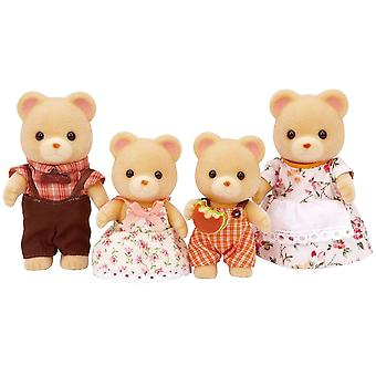 Sylvanian familias - familia de oso