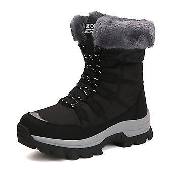 Bottes de neige high snow 9013 noir femmes