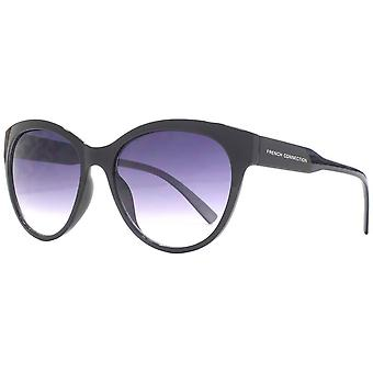 French Connection Easy Glamour Sunglasses - Black