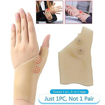 1pcs Magnetic Therapy Wrist Hand Thumb Support Gloves
