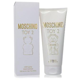Moschino Toy 2 Body Lotion By Moschino 6.7 oz Body Lotion