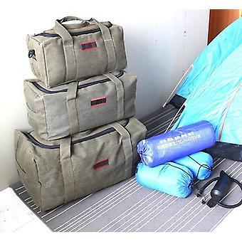 Große Kapazität Canvas Reise Gepäcktasche