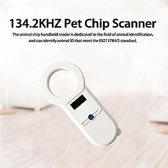 Sensitive Digital Pet Scanner, Animal Id Reader Chip Transponder