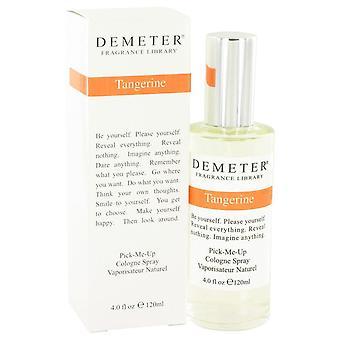 Demeter tangerine cologne spray by demeter 428949 120 ml