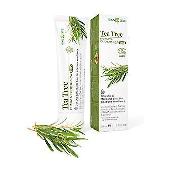Tea Tree Organic eudermic ointment 50 ml