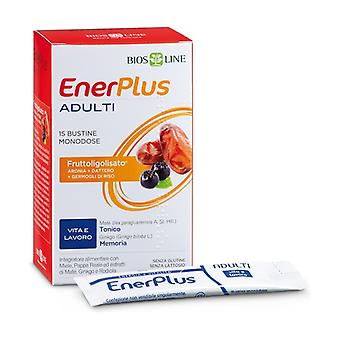 EnerPlus Adults 15 packets of 10ml