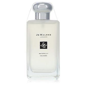 Jo Malone Waterlily Cologne Spray (Unisex Unboxed) Por Jo Malone 3.4 oz Cologne Spray