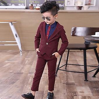 Boys Formal School Suits