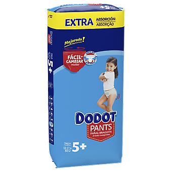 Dodot Pants Extra Size 5 with 52 Units
