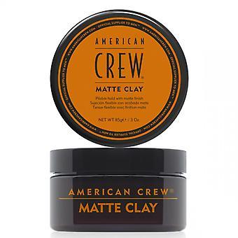 American Crew-Matte Clay - Matta kampauksen Clay- 85g