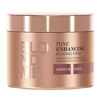 Schwarzkopf Professional Blond meg Perfecting maske for varme toner 200 ml