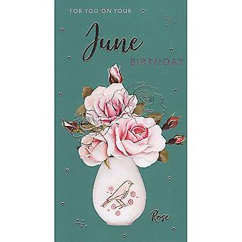 ICG Ltd June Birthday Card