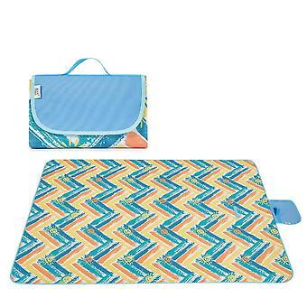 Portable outdoor picnic mat beach mat waterproof camping  blanket yspm-34