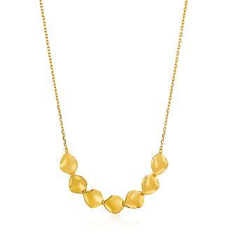 Ania Haie AH N017-04G Metal Crush Women Necklace