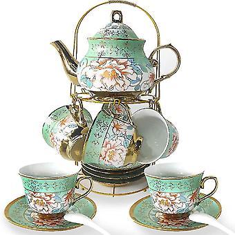 20 PCS Tea set Ceramics Tea set Afternoon Tea Set