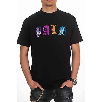 T-shirt manches courtes Noir Palm Angels homme