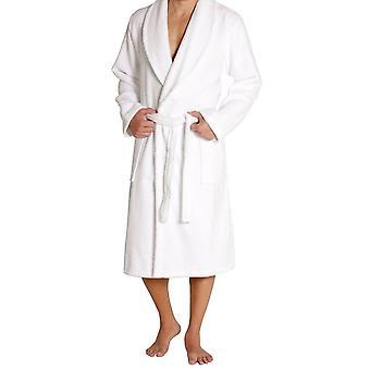 Badjas met zakken