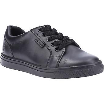 هش الجراء الأولاد سام كبار الدانتيل الجلود حتى الأحذية المدرسية