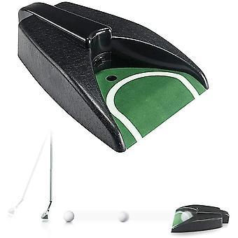 FengChun Golf Putting Trainer, Indoor Golf Putting Cup, Automatische Golf-Rckgabemaschine fr Indoor