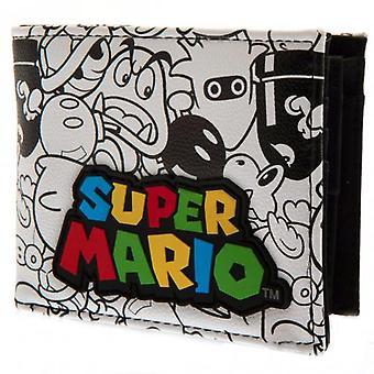 Super Mario Wallet