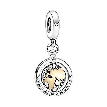 Pandora Bracelet The Silver Ladies Sterling Zirconia_cubica Other Form - 799303C01