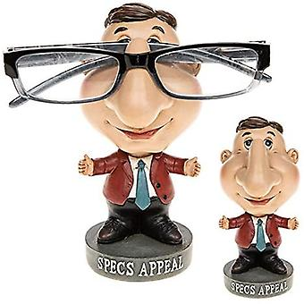 Wobble Head Specs Holder Homme
