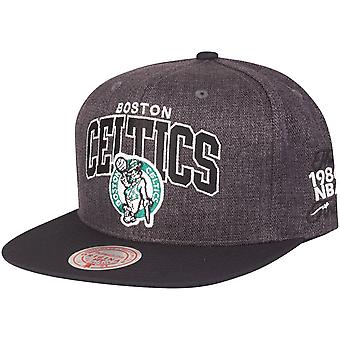 Mitchell & Ness Snapback Cap – VOITTAJAT Boston Celtics
