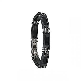 Bracelet Homme Jourdan LI990H - ZEPHIR  - C�ramique Noir