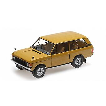 Range Rover Series 1 2 Door (1970) Diecast Model Car