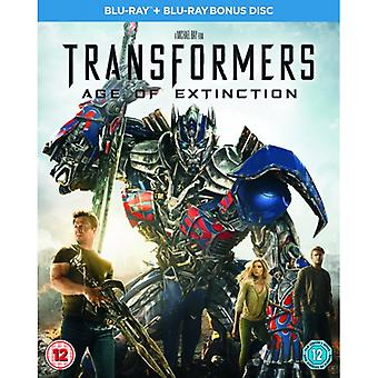 Transformatorer Age of Extinction Blu-ray