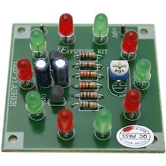 Future Kit 10 LED Alternating Circle DIY Kit