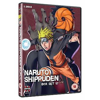 Naruto Shippuden Box Set 17 (Episodes 206-218) DVD