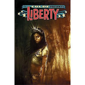 CBLDF Presents Liberty