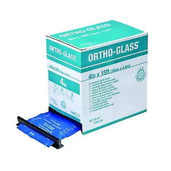 Bsn-Jobst Splint Roll Ortho-Glass 2 Inch X 15 Foot Fiberglass White, Case of 2